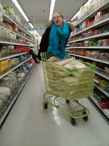 Rice Shopping