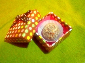 FFF Almond Truffle Box