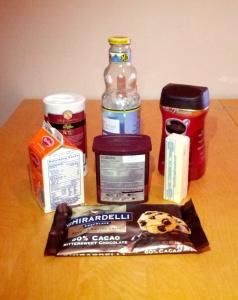 FFF Truffle Ingredients